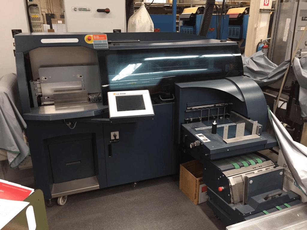 mkw collating machine